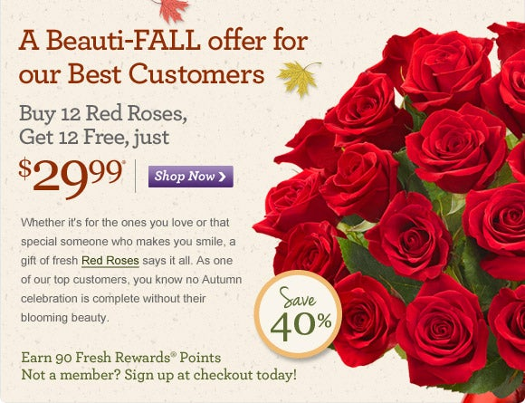 Coupons 800 flowers
