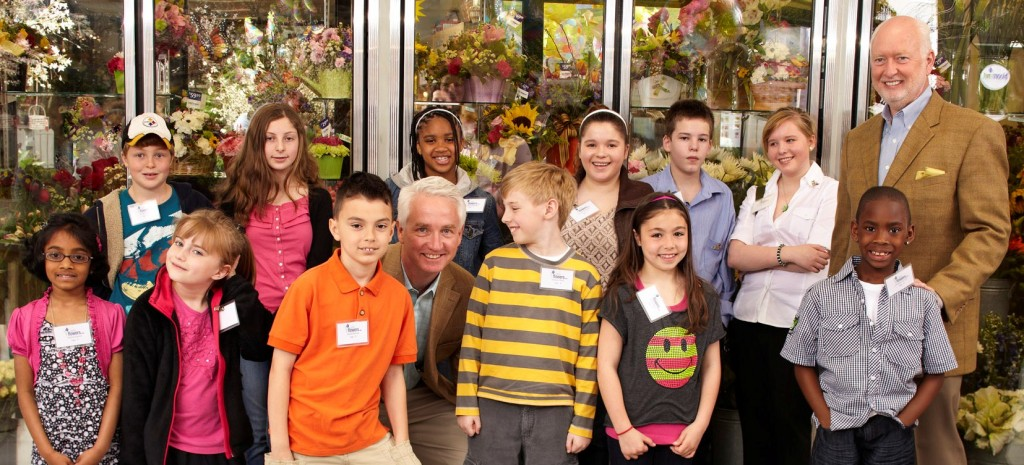 Take Your Child to Work Day at 1800Flowers 2012