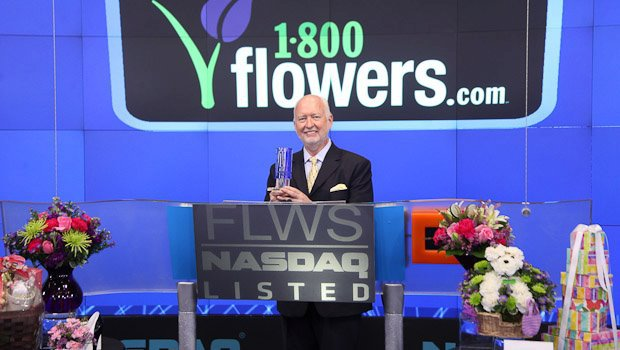1800flowers CEO Jim McCann at NASDAQfor Mother's Day 5-8-2012