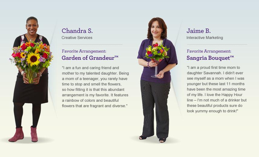 Meet 1800Flowers Moms Chandra and Jaime
