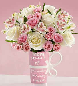 Send Mom beautiful roses for Mother's Day
