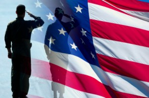 Memorial Day - Salute to the Troops