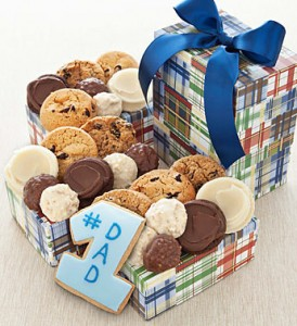 Cheryl's Father's Day Cookie Bundle Gift