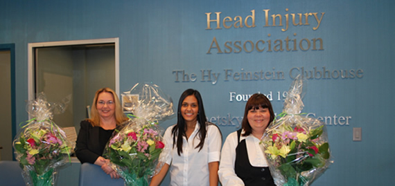 Head Injury Association Imagine the Smiles flower bouquets