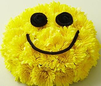 1800flowers smiley face arrangement