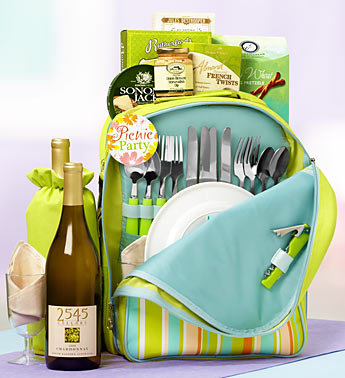Picnic gift baskets for Labor Day