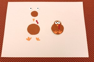 How to Make a Construction Paper Turkey