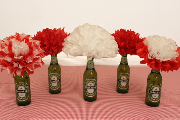 how to make sugar beer bottles