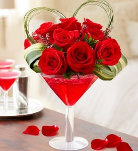 Love Potion Flower Arrangement