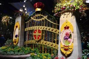 Close-Up of the Royal Gates