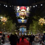 Entrance to Philadelphia Flower Show