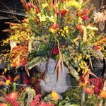 Tropical Floral Arrangement