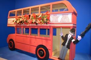 Great Britain Double-Decker Bus