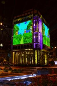 Digital Show on Big Ben