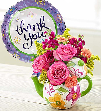 ideas-for-administrative-professionals-day-teapot-of-blooms