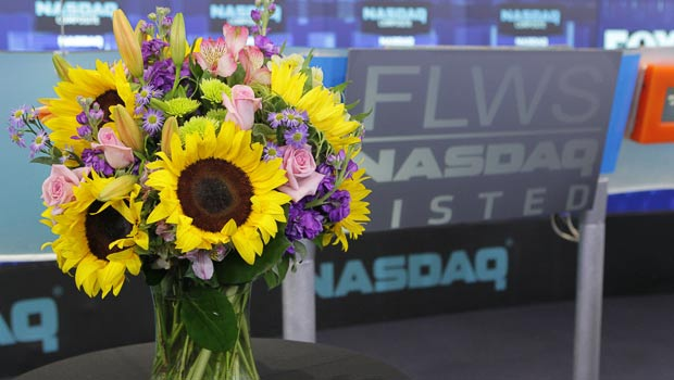 1-800-Flowers Garden of Grandeur Arrangement at NASDAQ