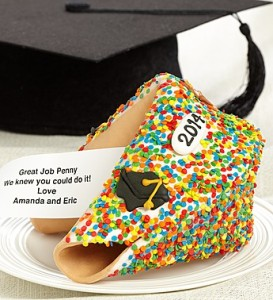 Graduation Colossal Fortune Cookie