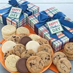 Cheryl's Father's Day Assorted Cookie Gift Box