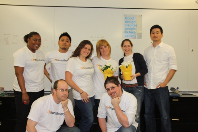 The 1-800-Flowers.com Team Wearing White to Show Support for Cancer Immunotherapy Awareness Month