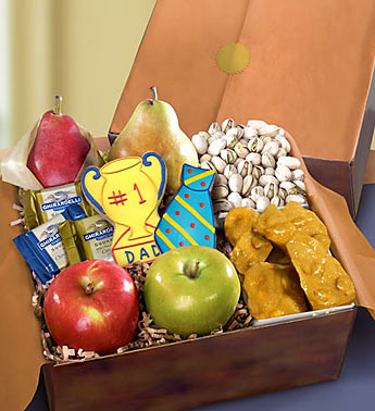 Fresh Fruit Gift Basket