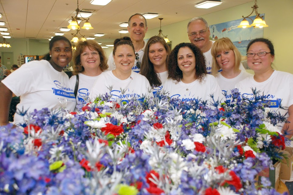 1-800-Flowers.com Summer of a Million Smiles 4th of July Event at Northport Veterans Affairs Medical Center