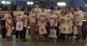 Delivering Smiles at the Mets Game