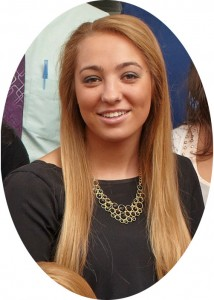 Public Relations Intern Karina Wrona