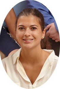 Marketing Intern Liza Pititto