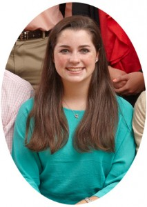 Public Relations Intern Sarah Melley