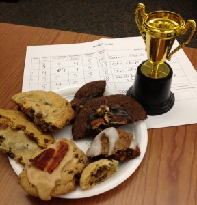 Cookie Competition with Web Marketing