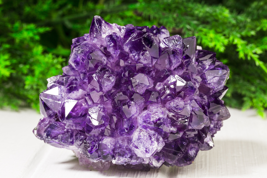February Birthstone- The Amethyst