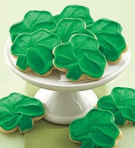 cheryls-shamrock-cookies