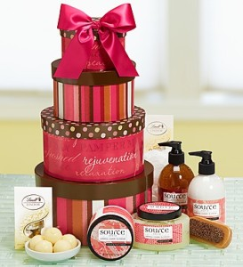 administrative-professionals-gift-ideas-spa-gift-basket