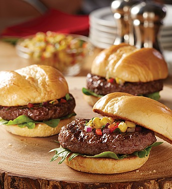 Stock Yards Mini USDA Prime & Choice Steak Burgers