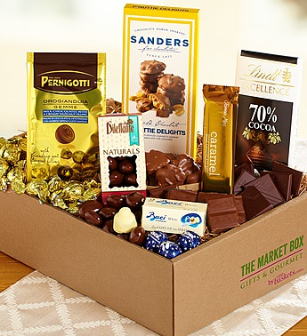 Chocolate Lovers Market Box