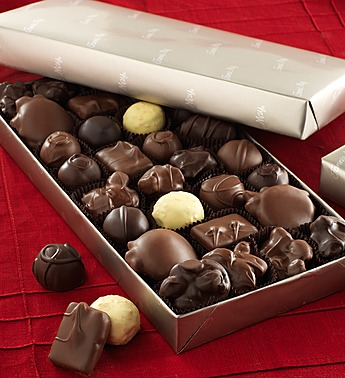 Mixed Chocolates by Fannie May