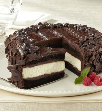 Devils Chocolate Cheesecake from Juniors
