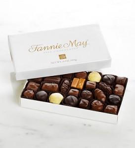 Fannie May® Milk & Dark Chocolate Assortment