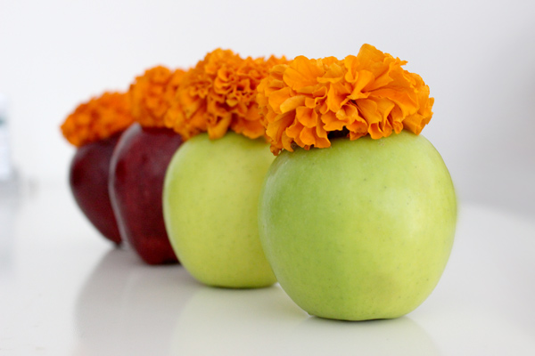 rosh-hashanah-decorations-diy-apple-vase-1
