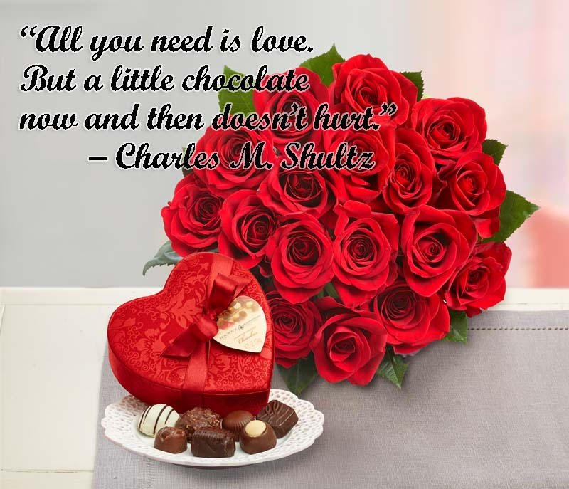 Quotes About Sweets for Sweetest Day | Petal Talk