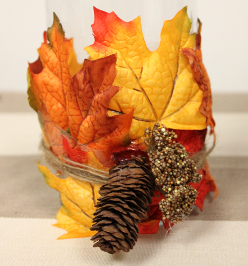 diy-fall-leaf-vase-leaves