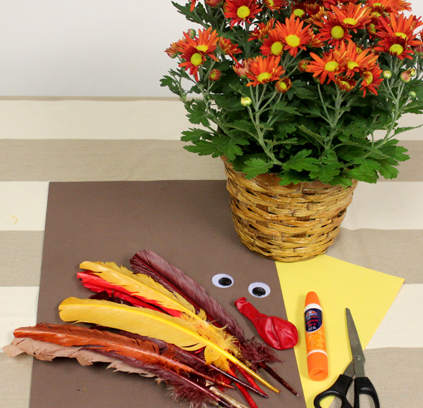 thanksgiving-potted-plant-turkey-craft-for-kids-supplies