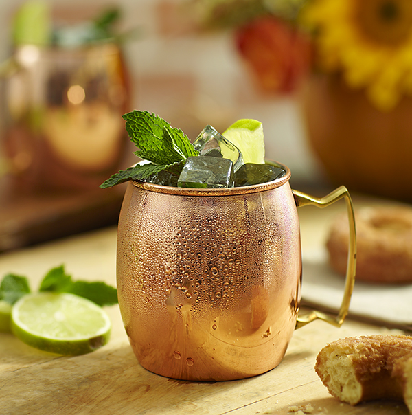 All About The Moscow Mule in a Copper Mug | Julie's Blog