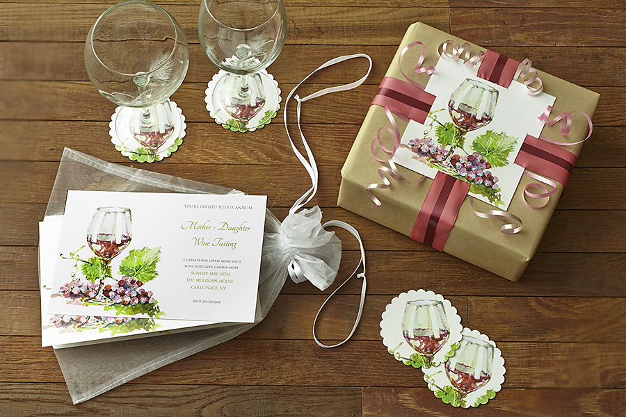 invitation-diy