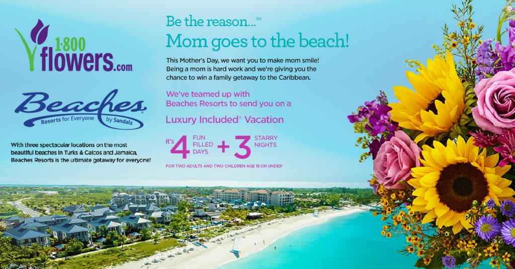 Mothers Day Facebook Sweeps