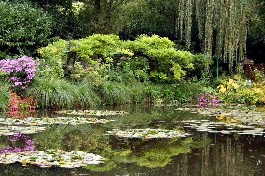 claude-monets-lily-pond-france