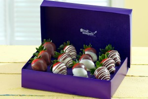 Chocolate Covered Strawberries from Fruit Bouquets