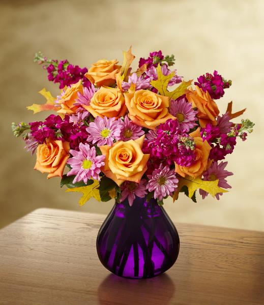 Plum Crazy Flowers