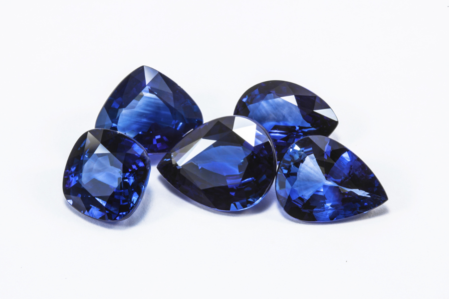 September Sapphire Birth Stone