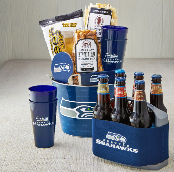 NFL Licensed Seahawks Tailgate Snacks